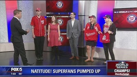 Nats fans talk World Series win at our Fox 5 studios