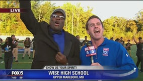 SHOW US YOUR SPIRIT! Wise High School gearing up for homecoming celebrations!
