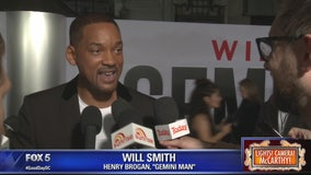 Will Smith stars in Gemini Man