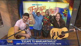 """Jimmy Buffett and """"Escape to Margaritaville"""" stars live in the Loft!"""