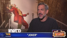 Joaquin Phoenix, director Todd Phillips on new film, Joker
