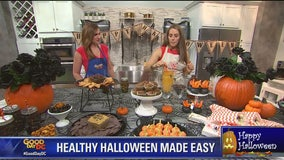 Healthy Halloween Made Easy with Stylish Spoon