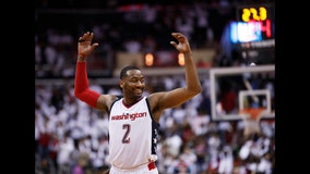 Wizards announce contract extension for John Wall