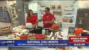Cooking with Como: National Chili Month