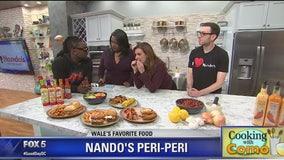 Cooking with Como: Wale's Favorite Nando's Peri-Peri