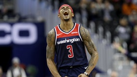 Bradley Beal continues scoring barrage with 34 points as Wizards win