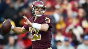 Week 5 preview: Redskins riding Colt McCoy against the Patriots