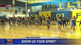 Show Us Your Spirit   Wise High