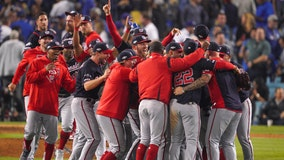 Washington Nationals heading to National League Championship Series