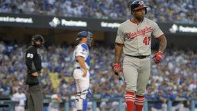 Buehler, Muncy lead Dodgers past Washington Nationals 6-0 in NLDS opener