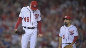 Dodgers beat Washington Nationals 10-4 to take 2-1 lead in NL Division Series