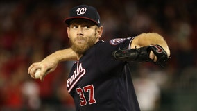 Nats' Strasburg to have season-ending hand surgery