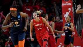 Washington Mystics to celebrate WNBA Finals win with spring championship parade in DC