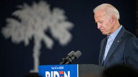 Joe Biden denied communion at South Carolina church over abortion stance: report
