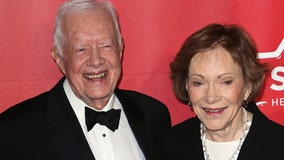 26,765 days: Jimmy and Rosalynn Carter, married for more than 73 years, now longest-married presidential couple