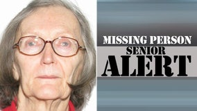 Police search for missing elderly woman from Fairfax County; Senior Alert issued