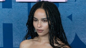 Zoe Kravitz cast as Catwoman in upcoming DC Comics film 'The Batman'