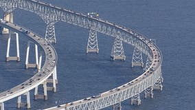 Maryland's Chesapeake Bay Bridge to go cashless soon