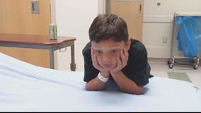 Leesburg mother upset after son walks out of elementary school unaccompanied