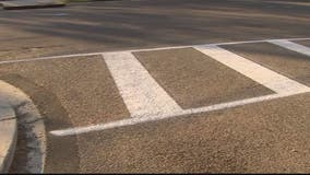 Fairfax County residents, get ready to see a new kind of crosswalk.