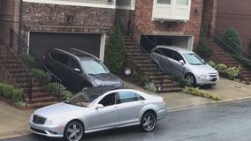 Georgia homes targeted by burglars during storm