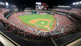 Nationals opening to 100% capacity in June; won't require masks for fully vaccinated fans
