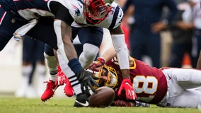 Redskins fall to Patriots, drop to 0-5 on the season