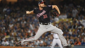 Max effort: Nats turn aces' bullpen days into valuable outs