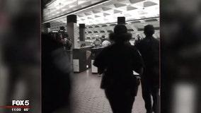 Boy stabbed on Metro train near Capitol Hill dies
