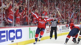 NHL clears Capitals' Kuznetsov over video showing powder