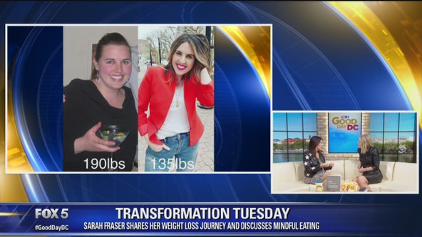 Transformation Tuesday: Sarah Fraser shares her weight loss success story