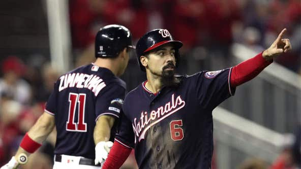 World Series in Houston a homecoming for Washington Nationals star Rendon