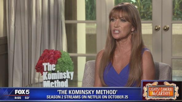 Jane Seymour stars in The Kominsky Method