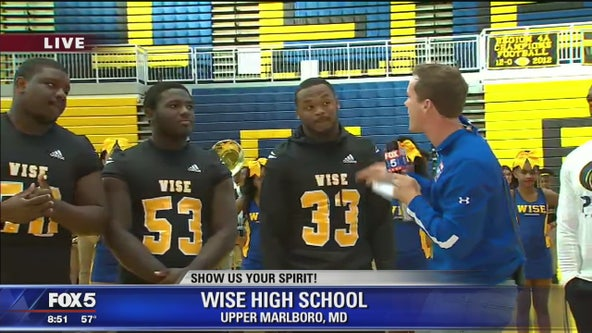 Show Us Your Spirit | Wise High School