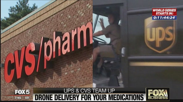 FOX Business Beat: Medication Drone Delivery; No More Fur
