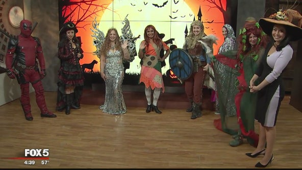New costume rental company opens in DC just in time for Halloween