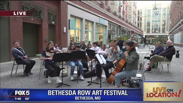 Bethesda Row Arts Festival Preview