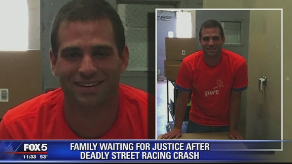 Family continues to wait for justice years after deadly drag racing crash in DC