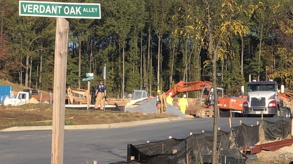 Gas leak at construction site prompts evacuation of some homes in Montgomery County