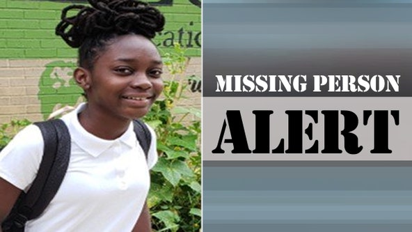 Authorities say missing 13-year-old girl from DC located