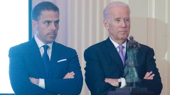 Hunter Biden denies doing anything wrong in Ukraine, China