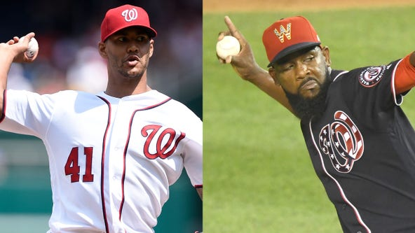 Washington Nationals activate right-handers Ross, Suero for World Series
