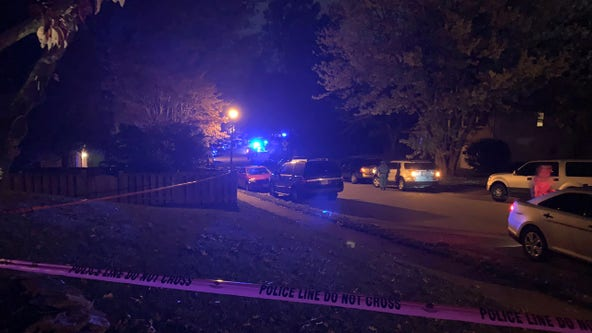 Two Fairfax County officers injured responding to 'barricade situation' in Burke