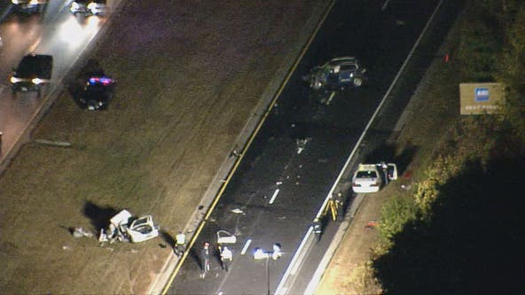 Deadly crash on Baltimore-Washington Parkway causes major delays in Anne Arundel County