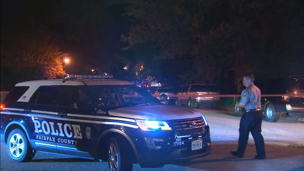 3 found dead inside Fairfax County home after gunman fired at police, barricaded himself inside, authorities say