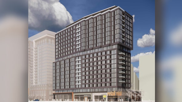 19-story apartment tower coming to Crystal City