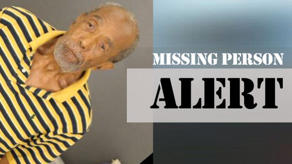 Prince George's County police looking for missing 81-year-old