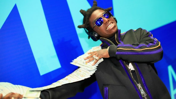 Rapper Kodak Black gets 3 years in federal prison in weapons case