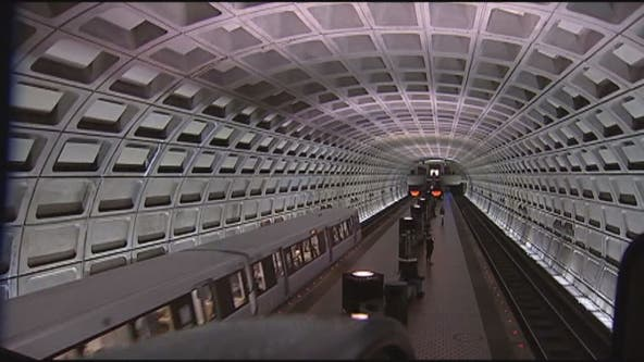 Metro extends service hours during Nationals home post-season games