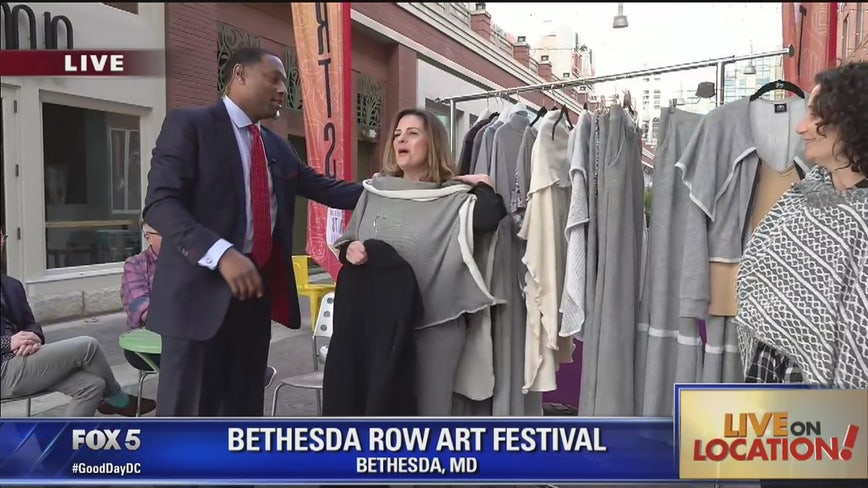 Bethesda Row Arts Festival preview: fashion